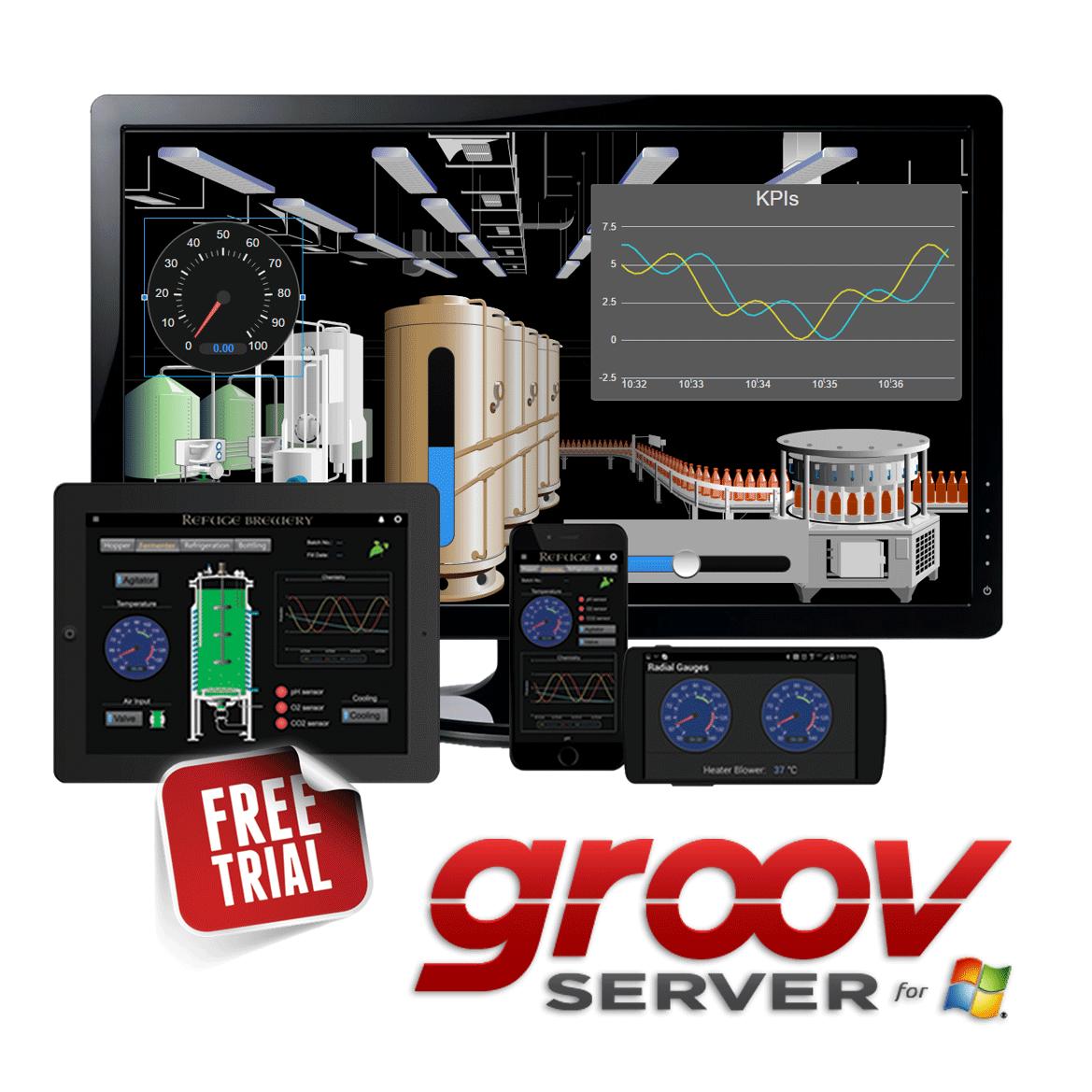 groov Free Trial