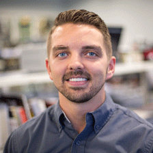 Opto 22 Pre-sales engineer Kyle Orman