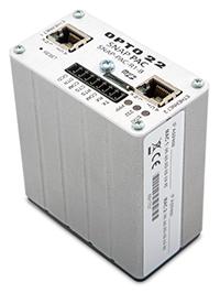 SNAP-PAC-R1-B mounts on SNAP B-series racks