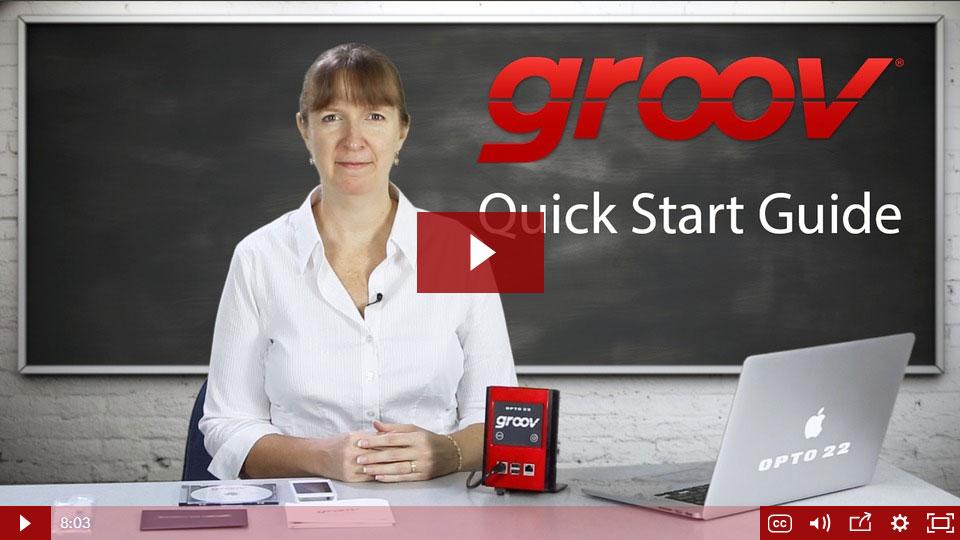 groov View Workshop videos