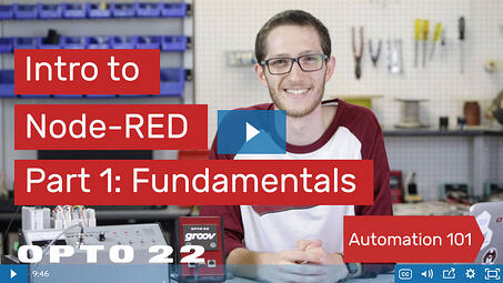 Node-RED Workshop videos