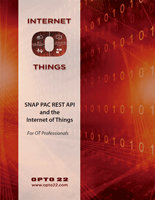 SNAP PAC REST API Tech Note - OT Professionals