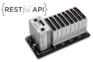 SNAP PAC R-series programmable automation controllers for the Internet of Things