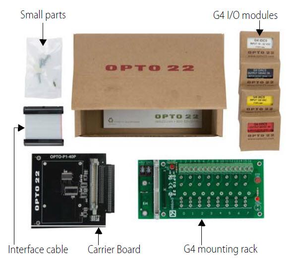 Starter Kit in the box