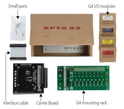 Digital I/O for Raspberry Pi Starter Kit in the box