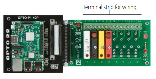 Starter Kit - terminal strip