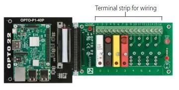 Starter Kit - terminal strip